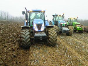 Dnevno se obradi 15 hektara